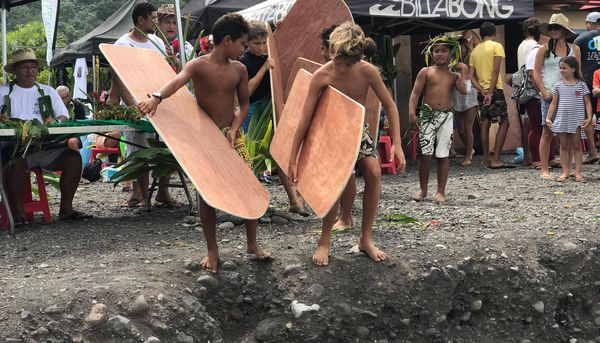 Surf traditionnel