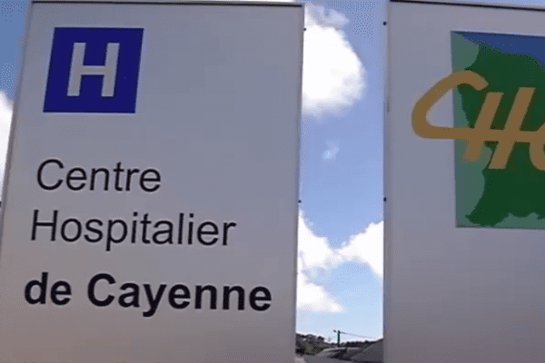 Centre hospitalier de Cayenne