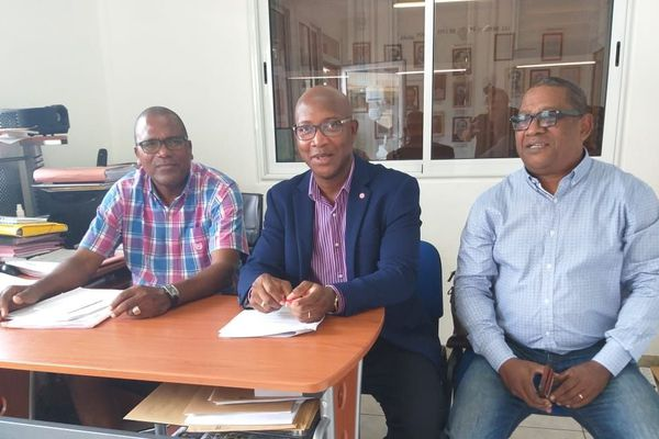 Opposition mairie de Matoury