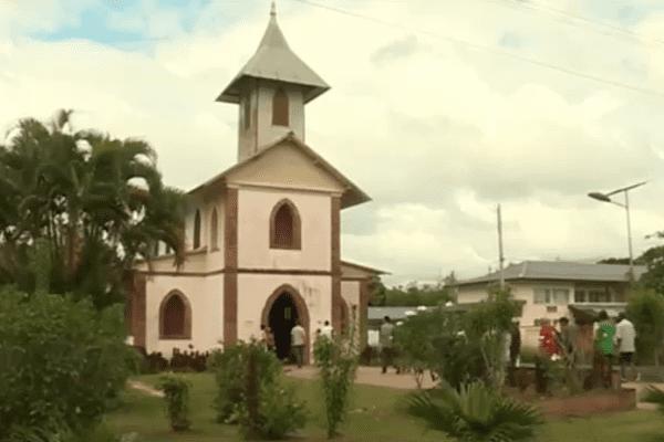 Eglise de Montsinnery
