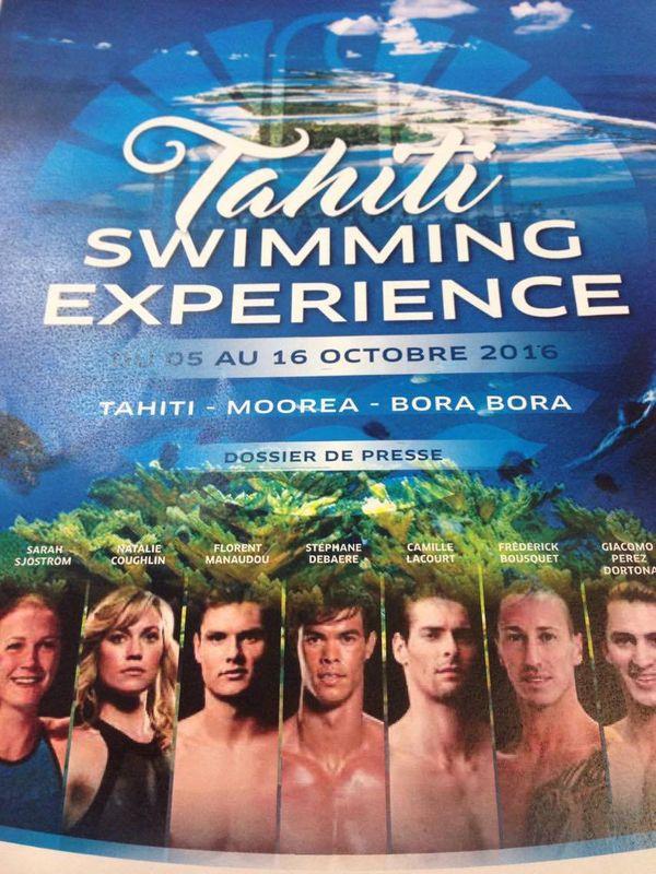 Tahiti Swimming Experience