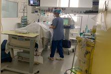 Contrairement au mois de février, le service réanimation du CHM n'accueille aucun malade de la Covid-19 en ce moment