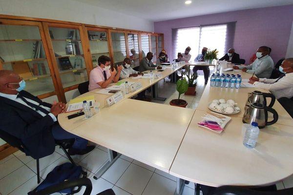 Mise en place de l'OVM, l'observatoire de la violence à Mayotte