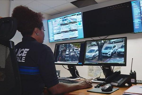 Surveillance police
