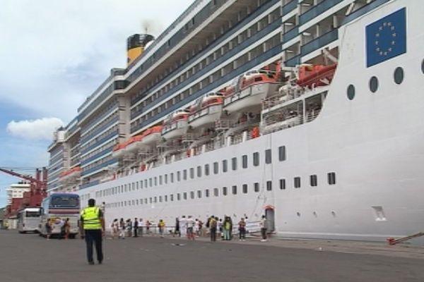 Costa Atlantica à Nouméa