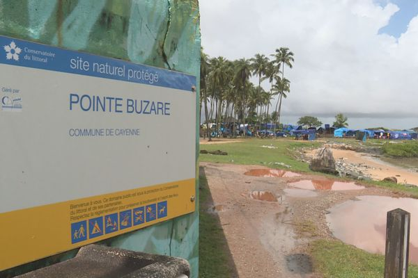 Expulsion des migrants de Buzaré