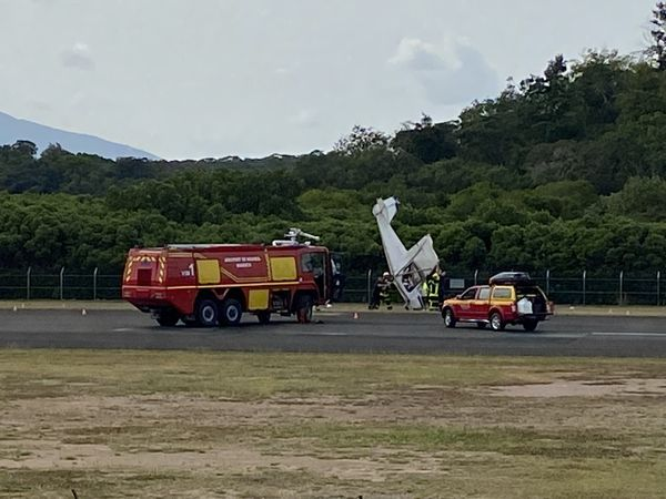Accident ULM Magenta 18 août 2021 2