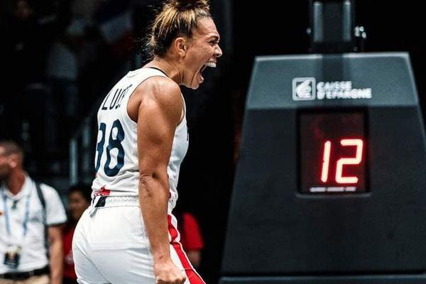 Pour son retour en Bleu, Soana Lucet a pris la 3e place de la Coupe d'Europe de basket-ball 3x3.