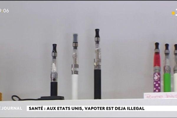 La cigarette électronique sur la sellette