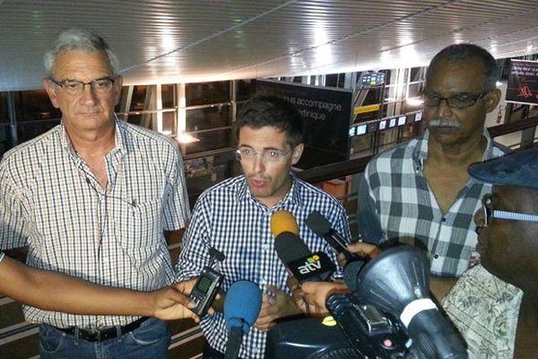 Point Presse - directeur cabinet préfet