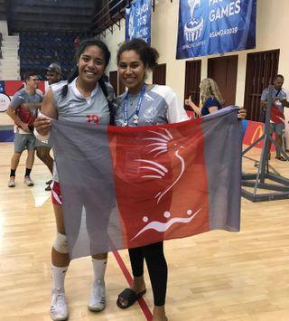 Samoa 2019, victoire des volleyeuses 2