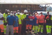 Débrayage des salariés de la SOGEA