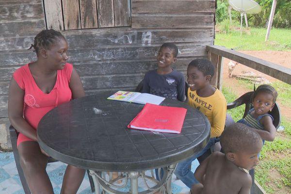 Continuité pédagogique à Maripasoula