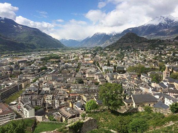 Kathleen Cornaille : du caillou calédonien aux montagnes Suisse