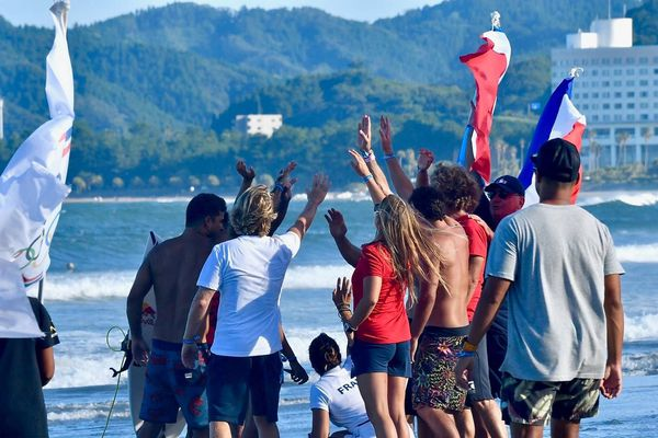 championnats du monde surf
