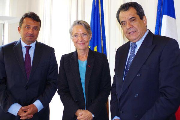 Paris : l'aéroport de Tahiti au centre des discussions