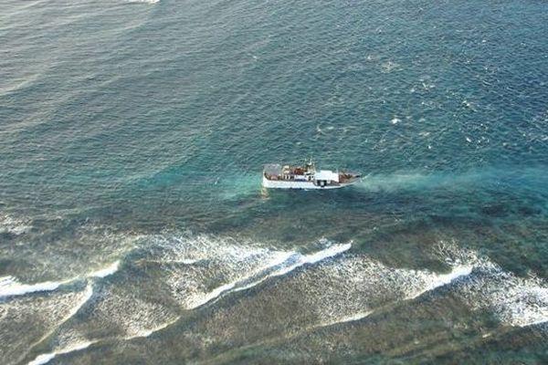 echouement-navire-havannah-140713