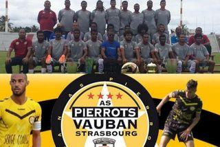 Foot Hienghène Sport/AS Pierrots Vauban Strasbourg