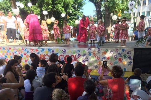 Anniversaire dix ans école internationale James Cook (24 juin 2017)