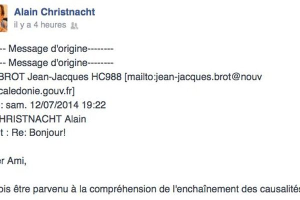 christnacht/ Brot/ facebook