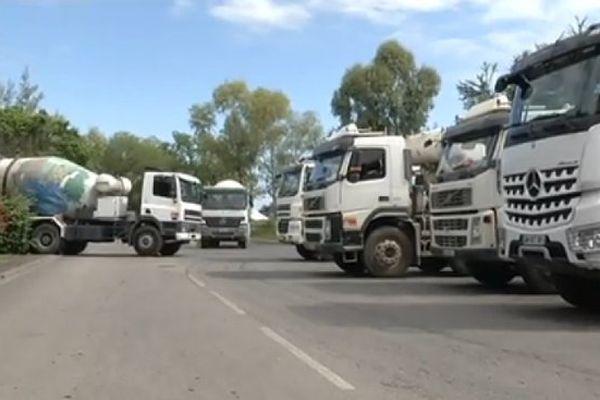 Grève des transporteurs