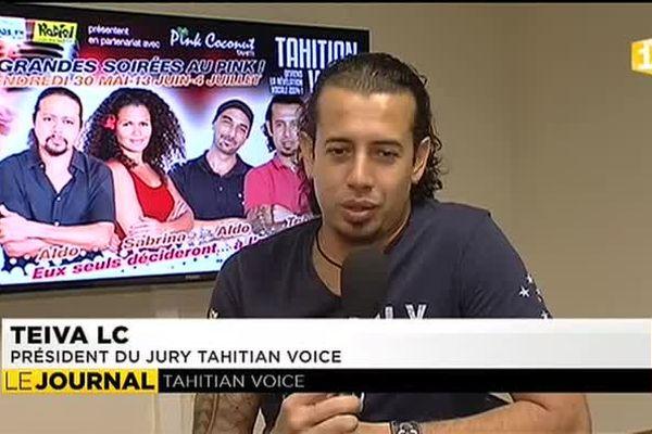 Tahitian voice : le concours est ouvert