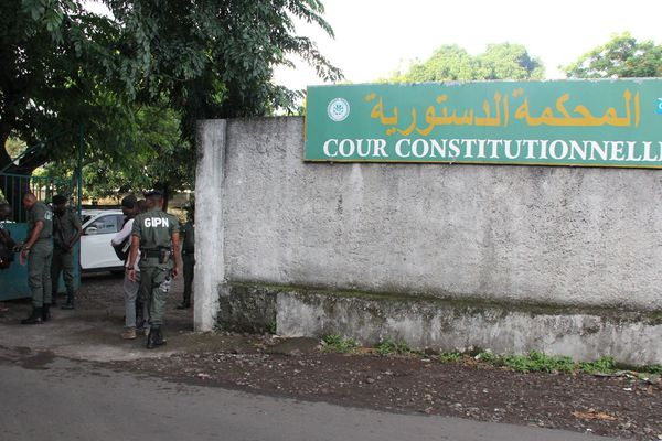 Moroni, cour constitutionnelle