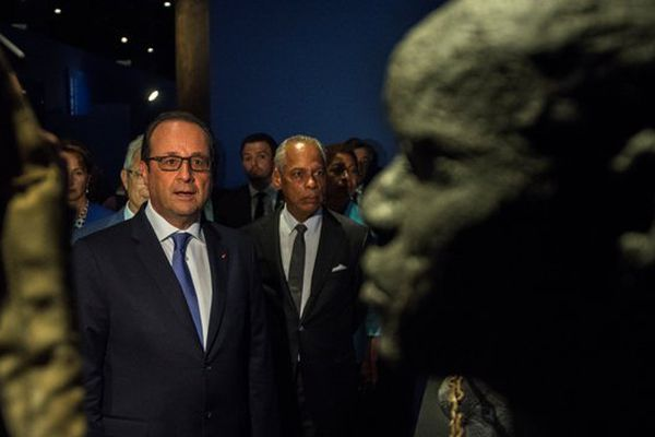 Hollande au MACTe