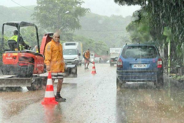 coulée de boue st joseph techniciens