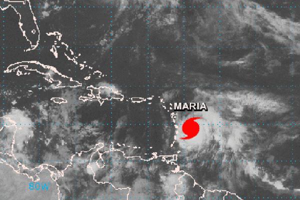 L'Ouragan Maria