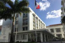 La préfecture de la Martinique.
