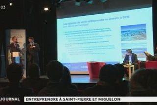 Une conférence économique pour faire connaître Saint-Pierre et Miquelon