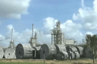 raffinerie STAATSOLIE