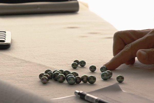 enchères perles