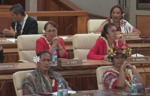 Ouverture de la session budgétaire