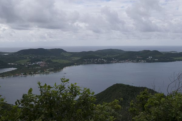 Léger séisme Martinique