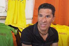 Patrice Denays Candau vainqueur du Tour de Guyane 1998
