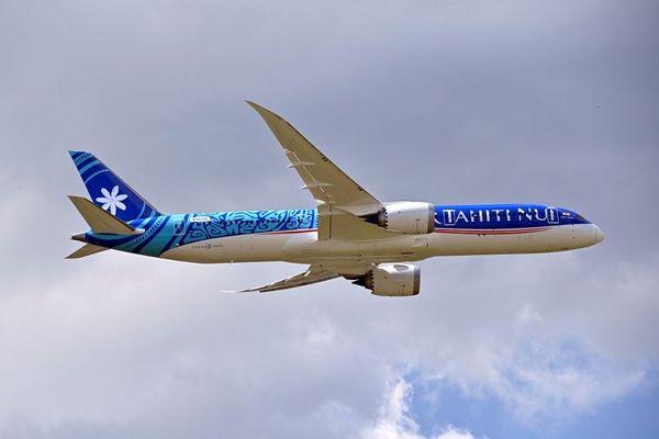 La compagnie Air Tahiti Nui va effectuer son premier vol direct entre la Polynésie et Paris.