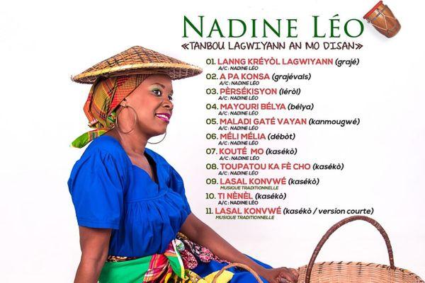 Nadine Léo et son album solo