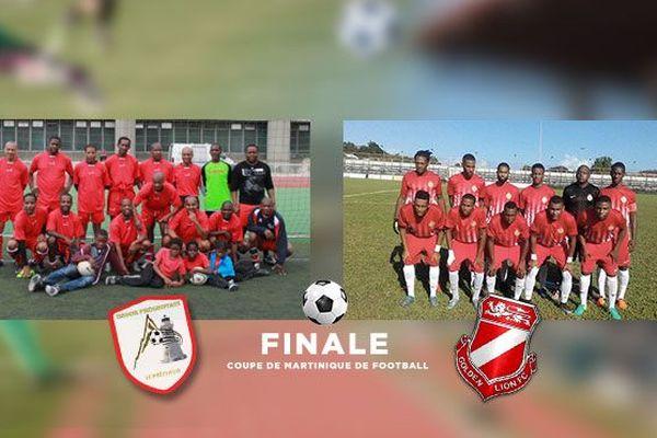 Finale Coupe de Martinique de football