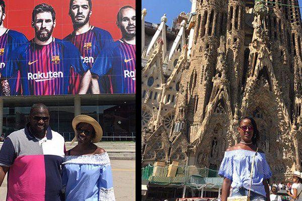 Martiniquais à Barcelone