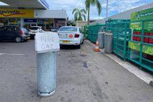 La pénurie de gaz est créée par les achats massifs.