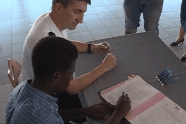 Jeunes guyanais s'engagent dans l'armée de l'air