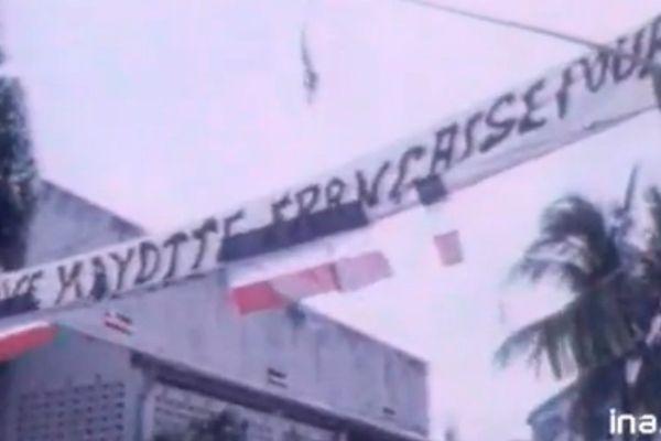 Mayotte 1976 INA