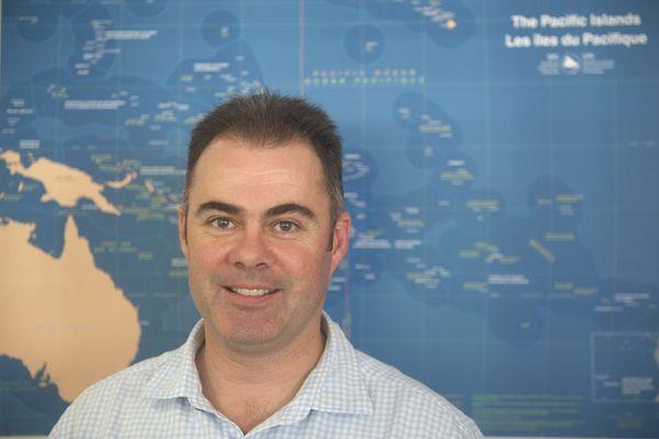 Cameron Diver, DG adjoint CPS, Communauté du Pacifique