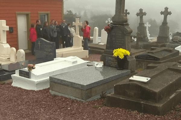 visite cimetière