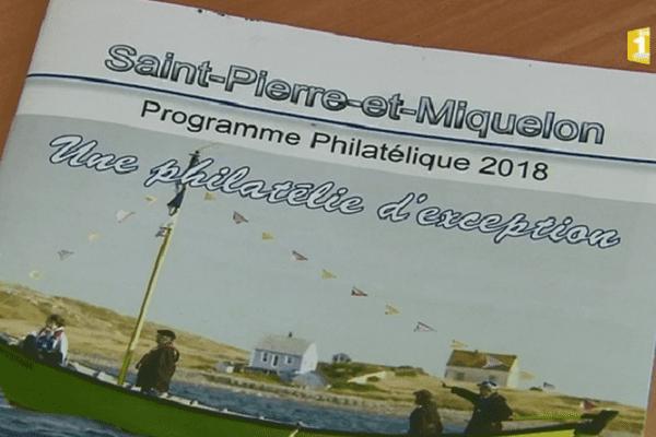 Le livret du programme philatélique 2018