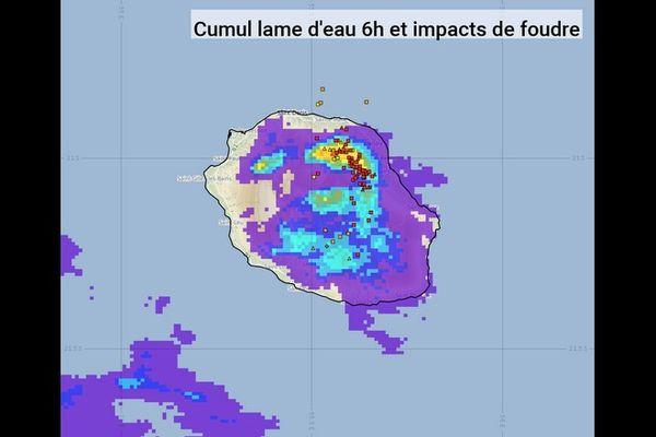météo foudre impact 180221
