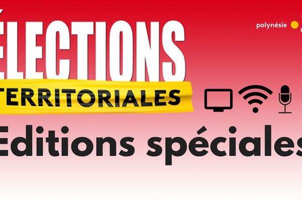 Territoriales 2018 : éditions spéciales