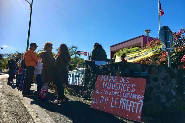 Mobilisation pour l'agriculteur Jean Paul Begue